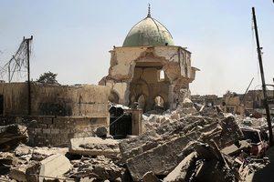 伊軍佔領摩蘇爾大清真寺 「哈里發」滅亡