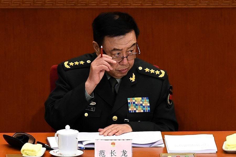 范長龍訪越翻臉內幕:中越數十艦船南沙對峙