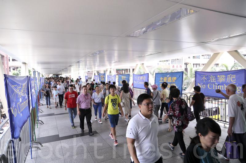 香港各界盼「一國兩制不走樣」