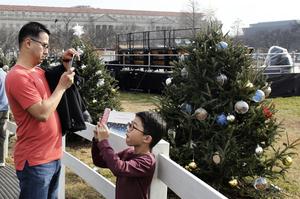冬季遲來 美東聖誕節將創「高溫」紀錄