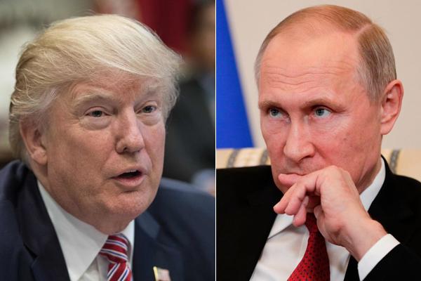 特朗普下周將會晤普京