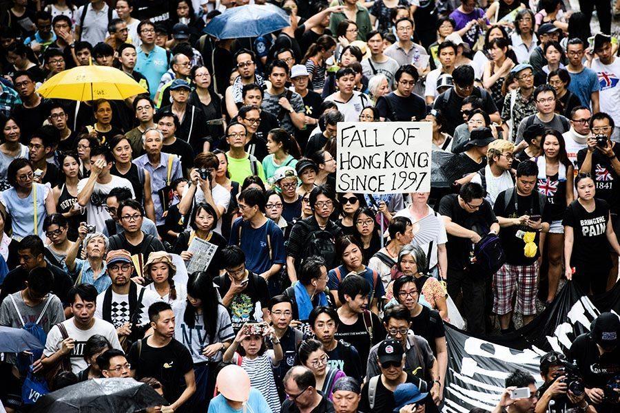程曉容:中共憑甚麼代表香港人民?