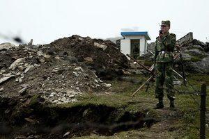 對峙激化 中印被曝均急向邊界派兵三千