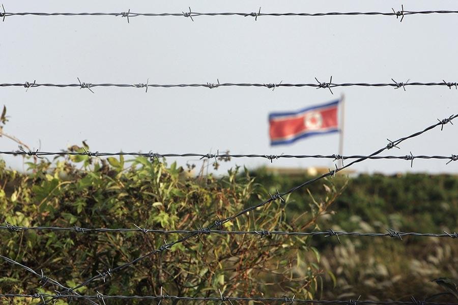 多名大學的國際關係教授、軍方人士認為中方應做好應對北韓戰爭的準備。(Cancan Chu/Getty Images)