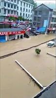 湖南多縣市 7•1爆百年不遇洪災
