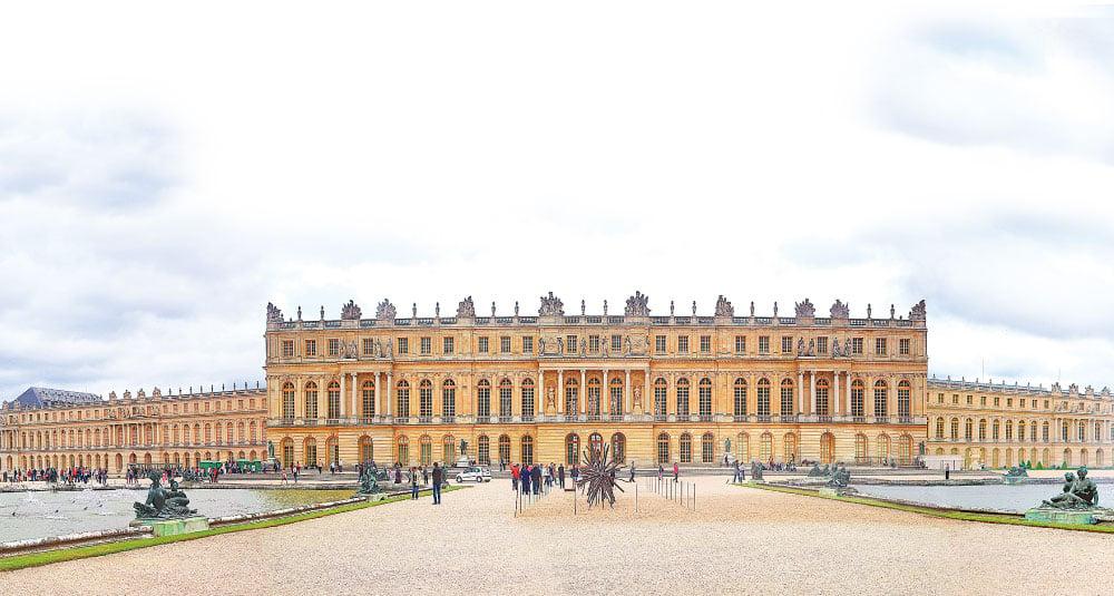 凡爾賽宮。(Fotolia)