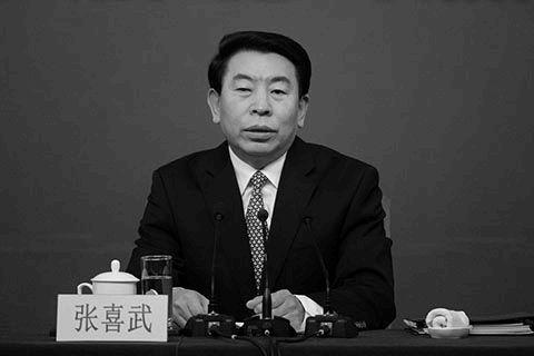 陳思敏:張喜武落馬 曾慶紅能源脈絡再被斷