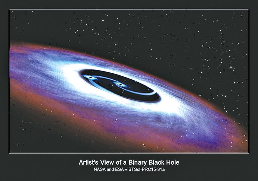 肉眼能看到黑洞「跳舞」嗎?