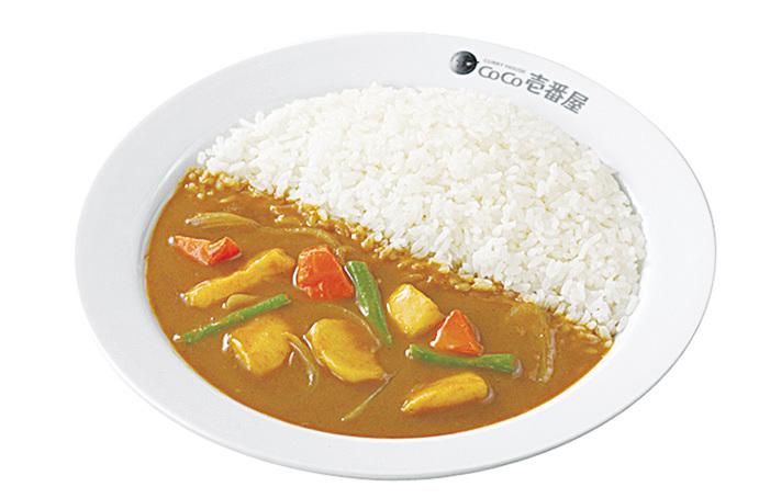 CoCo壹番屋的咖喱。(CoCo壹番屋)