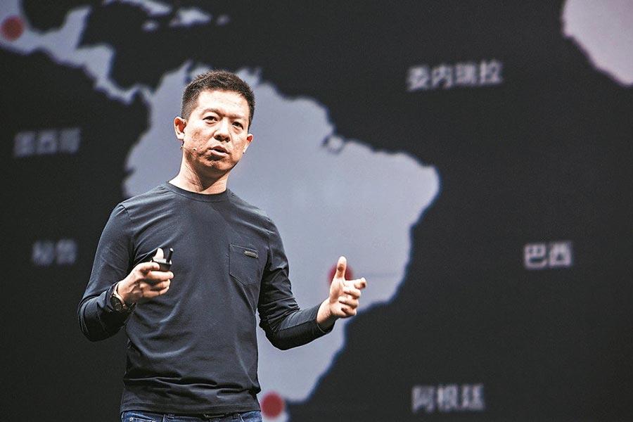 7月6日,原樂視董事長賈躍亭宣佈辭去樂視網一切職務。(網絡圖片)