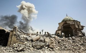 IS在摩蘇爾負隅頑抗 不斷派出女自殺炸彈客