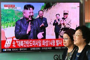 北韓發射洲際導彈 辛子陵:習特必聯手解決