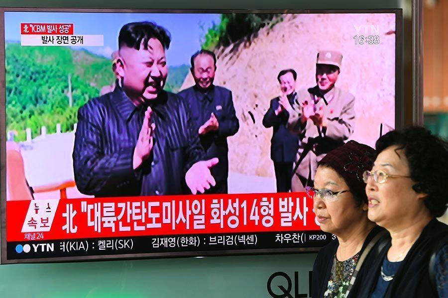 特朗普與三國首腦談朝核 或有六種結局