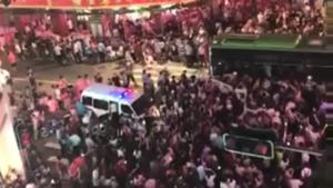 廈大教師遊行抗議「人才房」騙局