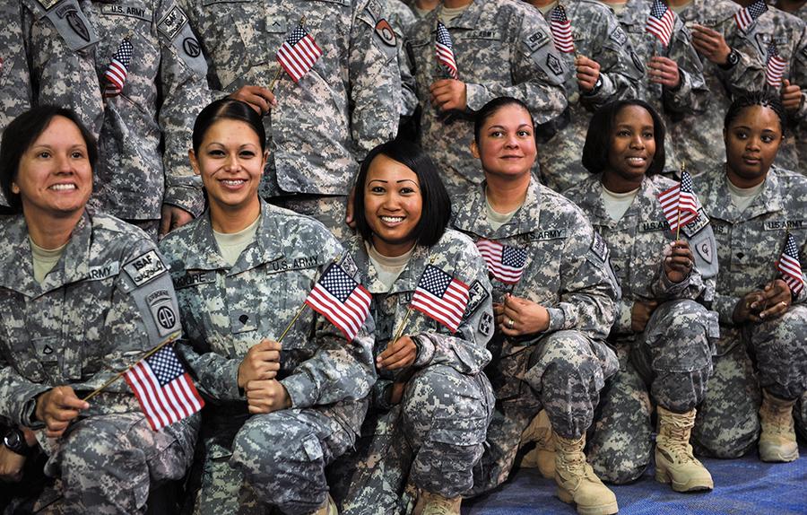 美國防部考慮終止參軍入籍