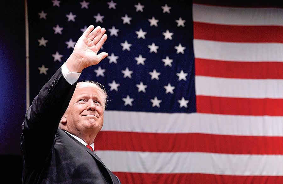 特朗普:美國人是神的子民