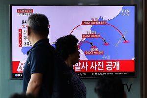 美專家:北韓核導彈計劃供應鏈八成來自中共