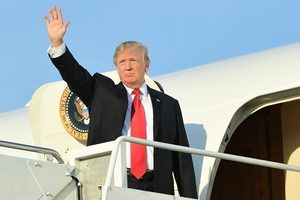 特朗普將與普京正式會晤 白宮:議程還沒定