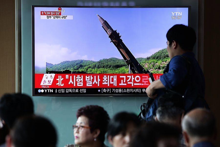 美上將:北韓缺乏精準打擊美國的能力