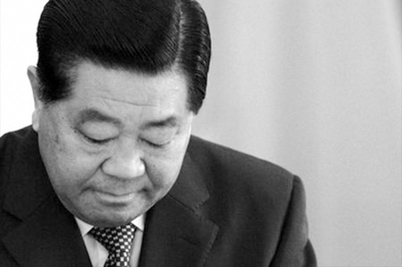 陳思敏:北大女總裁十九大前投案 賈慶林不妙
