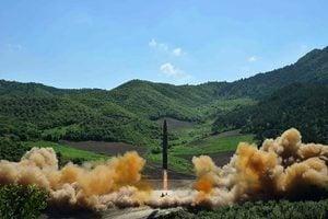 金正恩頻試射導彈 外界關注的幾個問題
