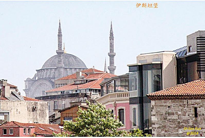 土耳其的伊斯坦堡。