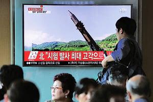 北韓導彈發射架車輛疑為中國產