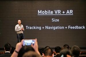 數字王國:VR將如智能手機普及