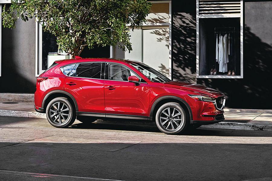 難以超越 2017 Mazda CX-5