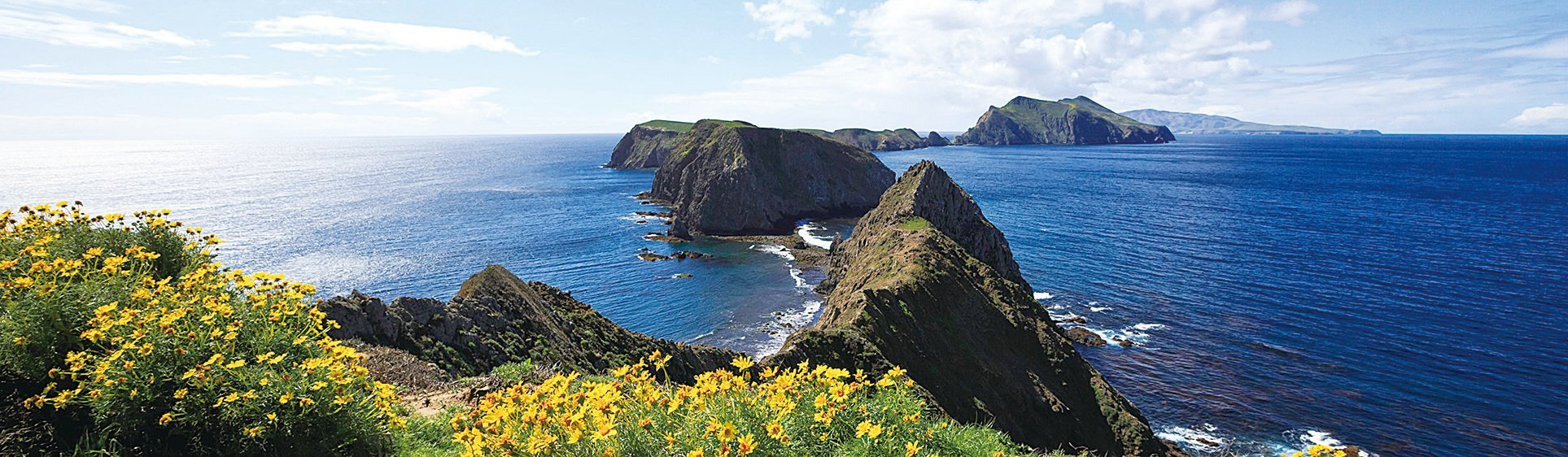 海峽群島國家公園(Channel Islands National Park)的美麗風景。(公園官網)