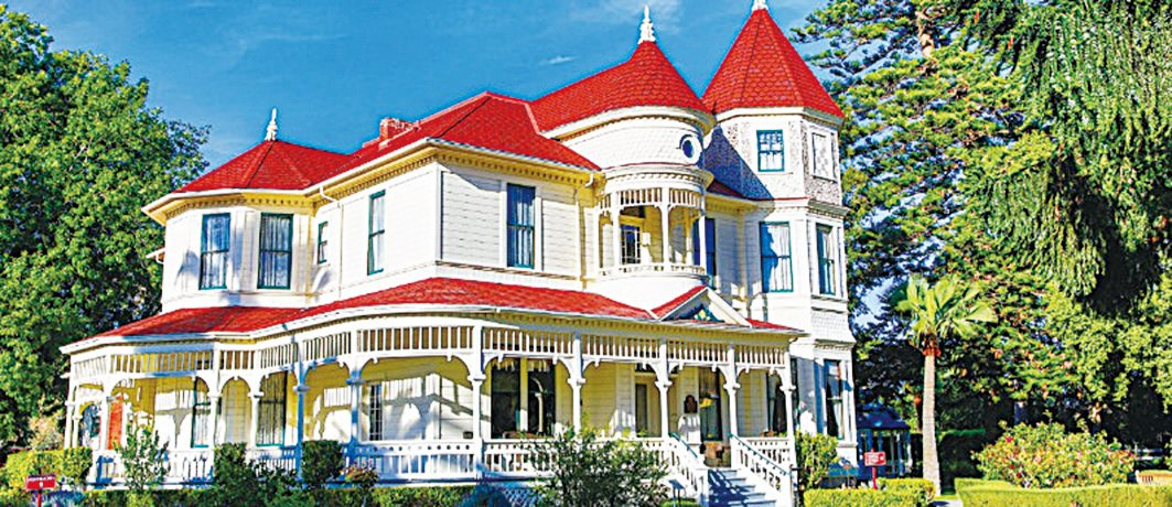 Camarillo Ranch House。(網絡圖片)
