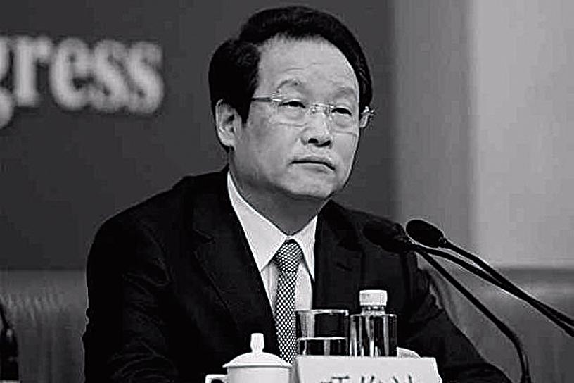 吳小暉和保監會相互勾結造就了他今日的萬億資產。保監會主席項俊波兩個月前已經落馬。(網絡圖片)