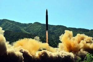 美媒:美國向北韓發出戰爭警告