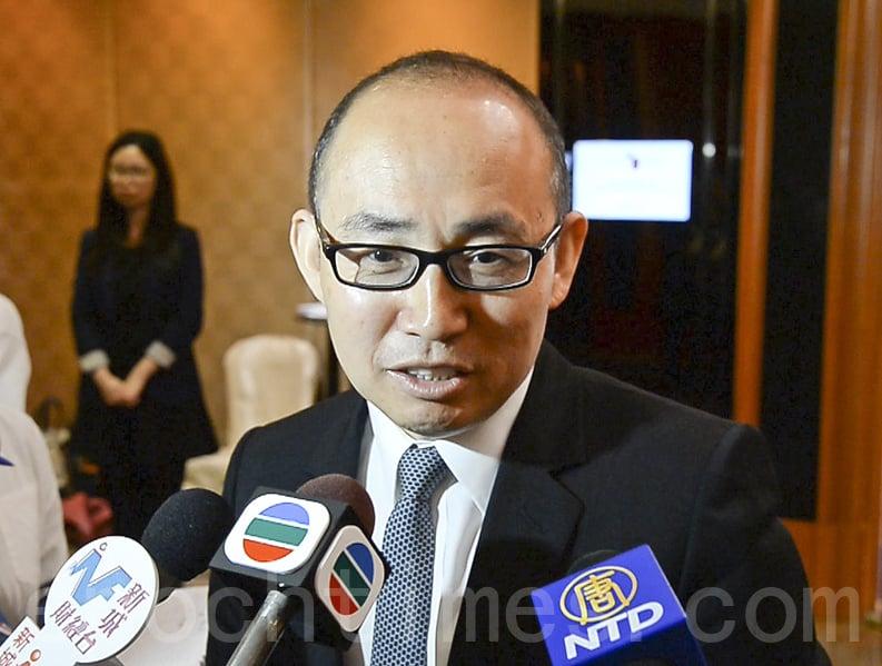 潘石屹將出售北京光華路SOHO2,這是潘石屹首次整體出售北京的物業。(宋祥龍/大紀元)
