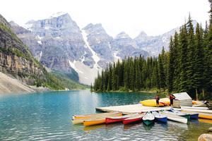 加拿大150周年之加西篇 鍾靈毓秀山水卷
