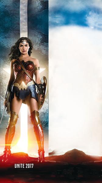 《神奇女俠》──肩負使命的女英雄