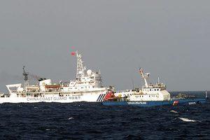 中共敏感時期 越南在南海悄悄採油逾半月