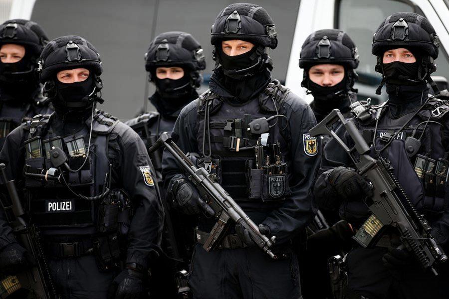 為G20峰會安全 德國漢堡投入史上最多警力