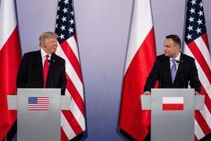 特朗普華沙講話:文明的繼續取決於人民意志