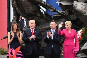 特朗普波蘭演講:北韓行為非常非常危險