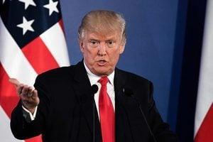 美俄首腦周五會全球矚目 特朗普罕見批俄