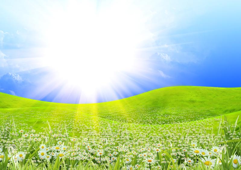 三伏天是約在小暑與立秋後初庚之間,是一年中氣溫最高且又潮濕、悶熱的日子。伏表示潛伏的意思。(Fotolia)