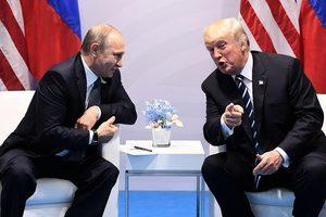 特朗普和普京首次會談超時100分鐘 談了甚麼