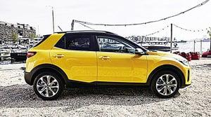 KIA新款小型SUV Stonic 歐洲首亮相7月南韓發售