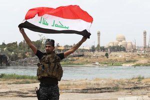 特朗普賀伊拉克摩蘇爾勝利:IS時日無多