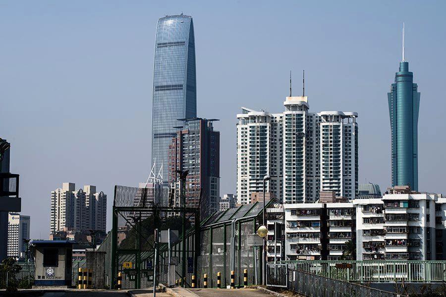 深圳樓市去年平均日成交18億 今年連續下跌