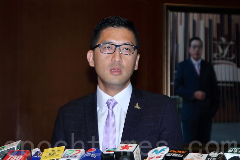 傳李浩然任民政局副局長 議員質疑能力及背景