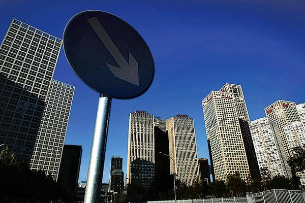 有分析認為,樓市已經出現了三個信號,顯示樓價真的要跌了。(大紀元資料室)