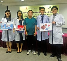 中大研究:幽門螺旋菌亞洲感染率過半