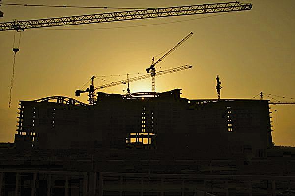 上海此次在房地產調控方面的大動作,引發關注。(Getty Images)